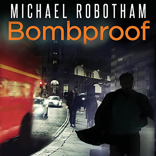 Bombproof cover art