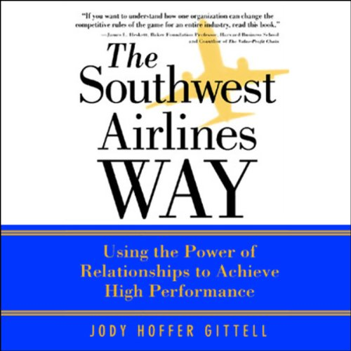 The Southwest Airlines Way audiobook cover art