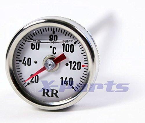 RR Öltemperatur Anzeige Ölthermometer Direktanzeiger VTX 1800 NEU