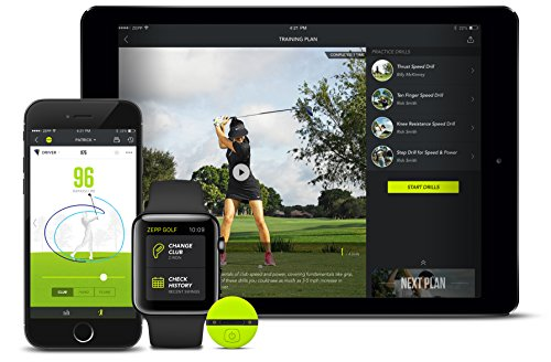 Zepp Erwachsene Golf Training Equipment 2 Schwungtrainer