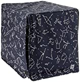Molly Mutt Dog Crate Cover, Rocketman, Big