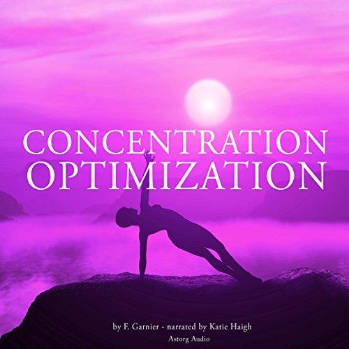 Couverture de Concentration optimization