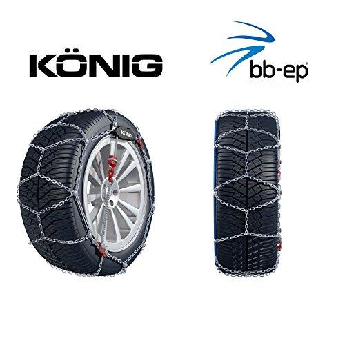 Chaîne à neige tHULE 9 mm (9719080615 pour seat altea xL avec des pneus 195/65 r15 dans un ensemble avec des gants de qualité-cG9080