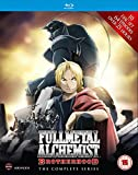 Fullmetal Alchemist Brotherhood - Complete Series Box Set (Episodes 1-64) [Blu-ray] [Reino Unido]