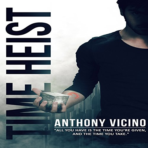 Time Heist cover art
