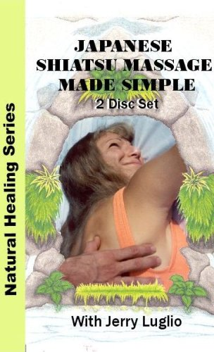 Japanese Shiatsu Massage Made Simple [Reino Unido] [DVD]