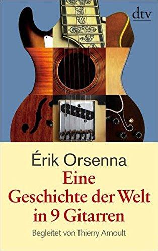 mächtig Geschichte der Welt der neun Gitarren