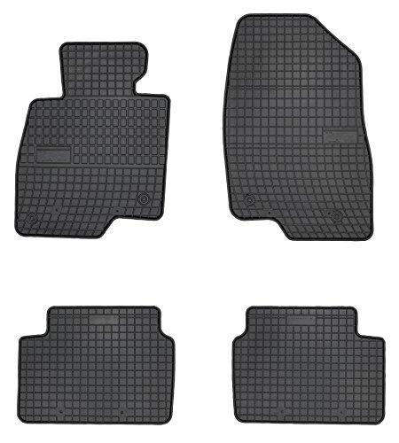 Frogum Mazda 3 Baujahr 2013- Premium Gummifußmatten Original Passform
