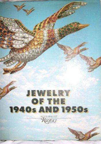 Jewelry of 1940's & 1950's