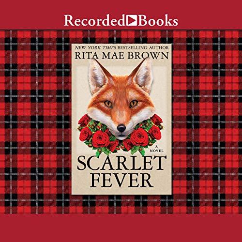 Scarlet Fever audiobook cover art