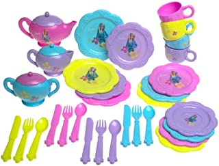 Barbie Dinnerware Set