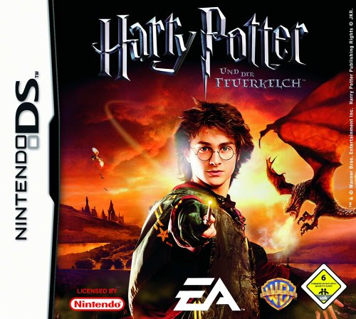 Electronic Arts Harry Potter Harry and the Goblet of Fire Nintendo DS™ - Juego (DEU)