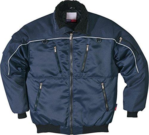 Fristads Winterjacke Pilotenjacke wasserabweisend PP464, Farbe:dunkelblau;Größe:S