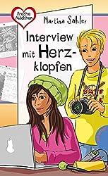 """""""Interview mit Herzklopfen"""" von Martina Sahler ist ...."""