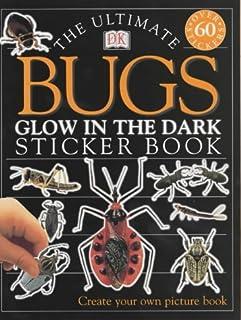 Ultimate Bugs Glow in the Dark Sticker Book