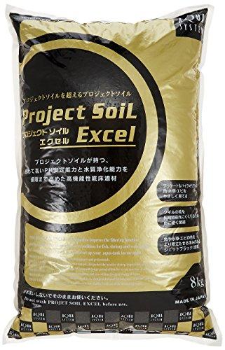 王子工芸『プロジェクトソイルエクセル 8kg』