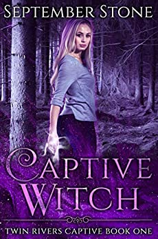 Captive Witch: A Reverse Harem Urban Fantasy Adventure (Twin Rivers Captive Book 1) by [September Stone]