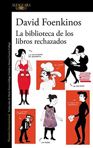 La biblioteca de los libros rechazados (Literaturas)