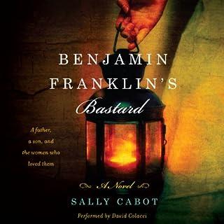 Benjamin Franklin's Bastard cover art