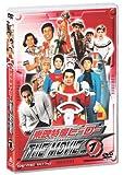 東映特撮ヒーロー THE MOVIE VOL.1[DVD]