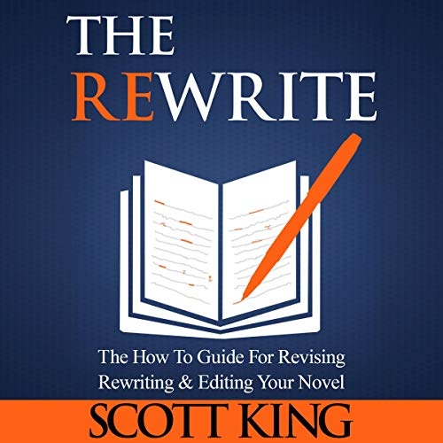 The Rewrite audiobook cover art