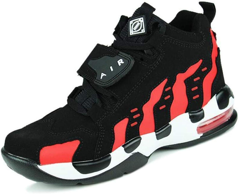 d8bef06de6018 Basketball shoes Men's Breathable Shock Boots Non-Slip shoes Sports ...