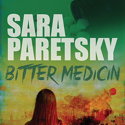 Bitter Medicin audiobook cover art