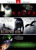 Naina / Evil Behind You / Night Feeders [DVD] [Import]