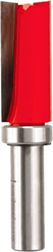 """lowest Freud 3/4"""" online (Dia.) Top Bearing Flush Trim Bit lowest with 1/2"""" Shank (50-118),Red online sale"""