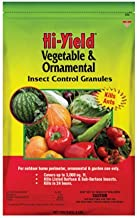 Voluntary Purchasing Group 32325 Hi-Yield Vegetable and Ornamental Insect Control Granules, 4-Pound
