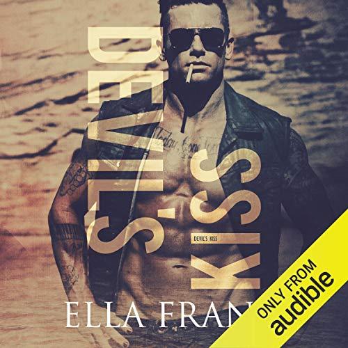 Devil's Kiss audiobook cover art