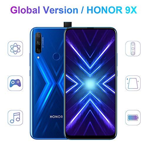 Honor 9X Handy Smartphone, 4GB+128GB, 6,59