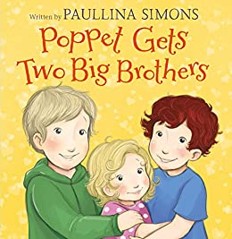 Poppet Gets Two Big Brothers by [Paullina Simons]