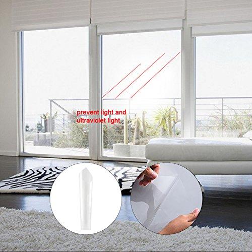 lianle Film transparent autocollant Anti Burst étanche 60 * 500 cm pour fenêtre/Verre de salle de bain