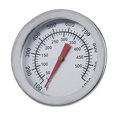 (+ing) Thermometer, Edelstahl, BBQ-Grill, Messinstrument