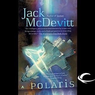Polaris  audiobook cover art