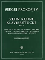 プロコフィエフ : ピアノのための10の小品 Op.12/フォルベルク社
