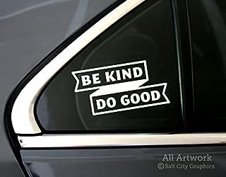 be kind do good