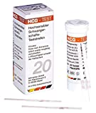 Servoprax C3 2020 Cleartest HCG, Schwangerschafts, Teststreifen, lose