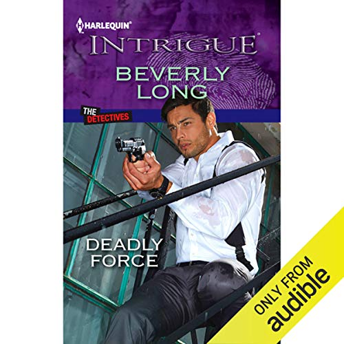 Deadly Force audiobook cover art