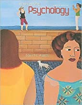 Exploring Psychology (text only) 8th (Eighth) edition by D. G. Myers
