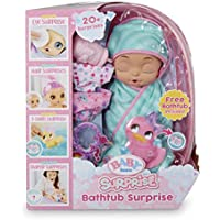 Baby Born Surprise Bathtub Surprise Teal Kitty Ears