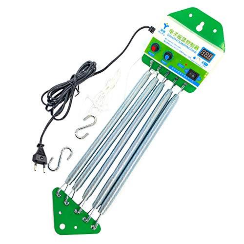 Hängende elektrische Cradle-Steuerung,Elektrische Babyschaukel Babywippe Controller,automatischer elektrischer Shaker,stabil Kein Geräusch den Familiengebrauch Einstellbar Timer