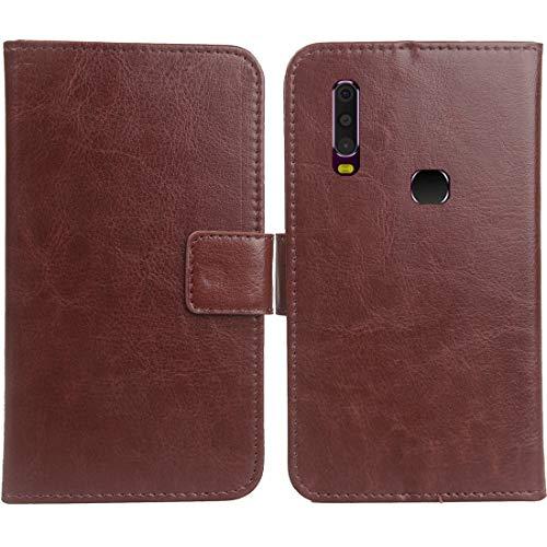 Lankashi PU Leder Tasche Hülle Für XGODY A70 6