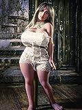 RFVBGT Neu! Orgasmus aufblasbare Silikonpuppe, TPE Sexpuppe-Mädchen Kanal-Silikon Brustmädchen Liebespuppe, Katze Masturbation, männliche Masturbation