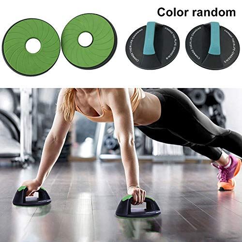 Why Choose Oyov2L 1 Pair Push-ups Arm Strength Support Non-Slip 360 Degree Rotation Handles Durable ...