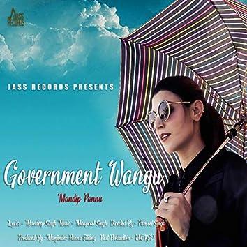 Government Wangu