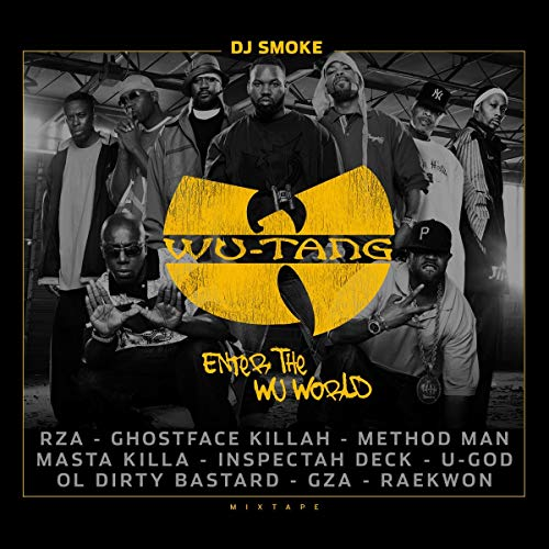 Mixtape-Enter the Wu World