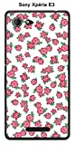 ONOZO T Ites Flowers Day Case For Sony Xperia E3