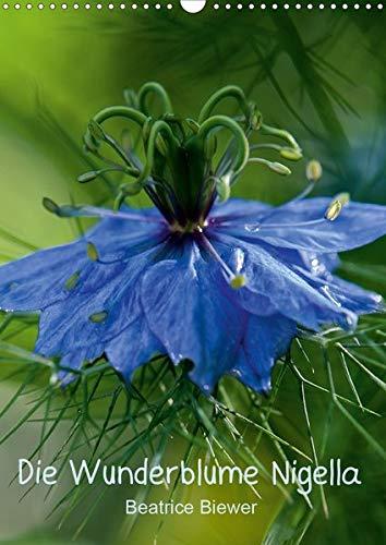 Die Wunderblume Nigella (Wandkalender 2020 DIN A3 hoch): Eine wunderschöne kleine Blume, Nigella Damascena (Monatskalender, 14 Seiten ) (CALVENDO Natur)